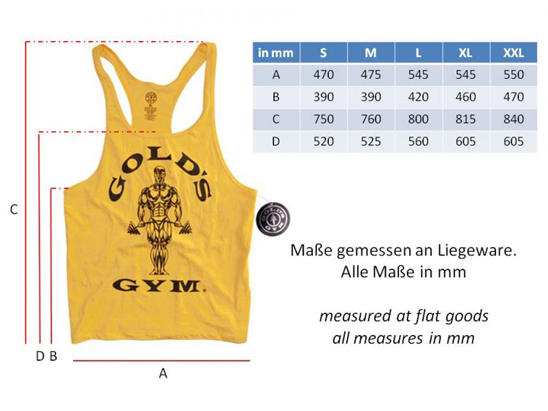 Tank Tops von Golds Gym 4 yG