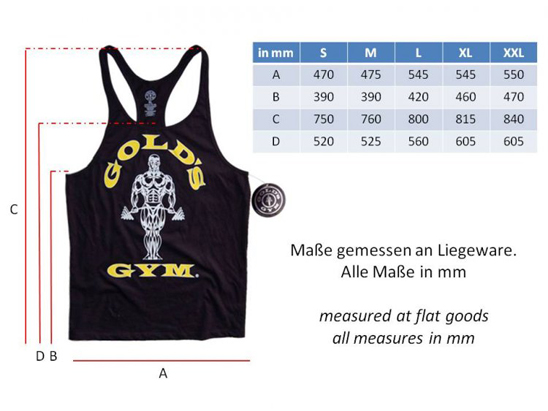 Tank Tops von Golds Gym 8 sm