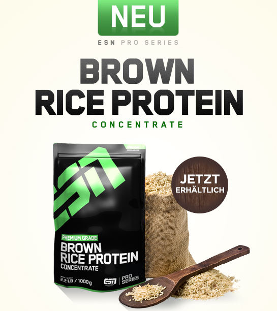 ESN BROWN RICE PROTEIN CONCENTRATE kaufen !