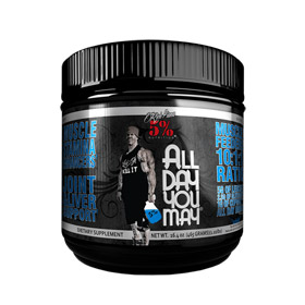 Rich Piana 5% Nutrition ALL DAY YOU MAY günstig kaufen bei FitnessWebshop !
