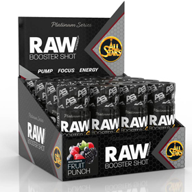 All Stars PLATINUM RAW INTENSITY BOOSTER SHOT günstig kaufen bei FitnessWebshop !