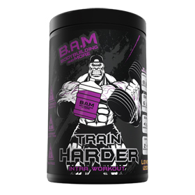 B.A.M TRAIN HARDER INTRA WORKOUT günstig kaufen bei FitnessWebshop !
