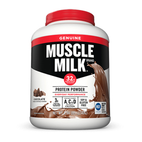 Cytosport MUSCLE MILK Supplements günstig kaufen bei FitnessWebshop !