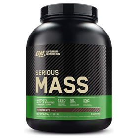 Optimum Nutrition SERIOUS MASS Weight Gainer günstig kaufen bei FitnessWebshop !