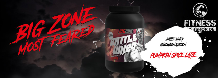 BigZone BATTLE WHEY HALLOWEEN EDITION günstig kaufen