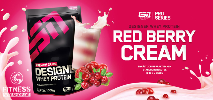 e designerwhey neuRed 880