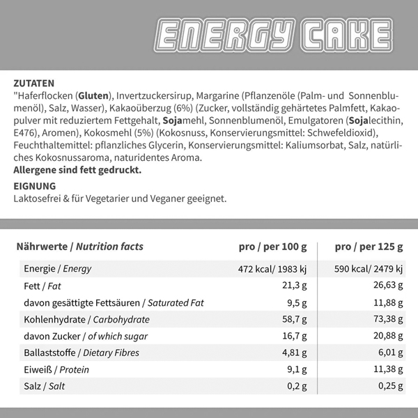 energy bar schoko kokos ana2020