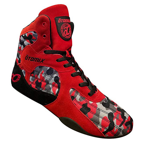 Otomix STINGRAY ESCAPE Schuh Rot Red Camo
